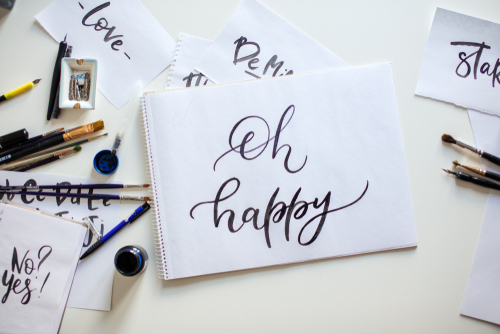 Whats The Best Calligraphy Paper Your Calligraphy